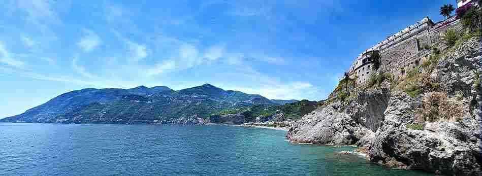 Per TripAdvisor Costiera Amalfitana è uno dei migliori