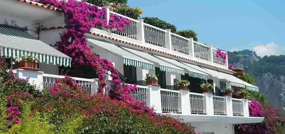 Offerta Hotel Bellevue, Amalfi