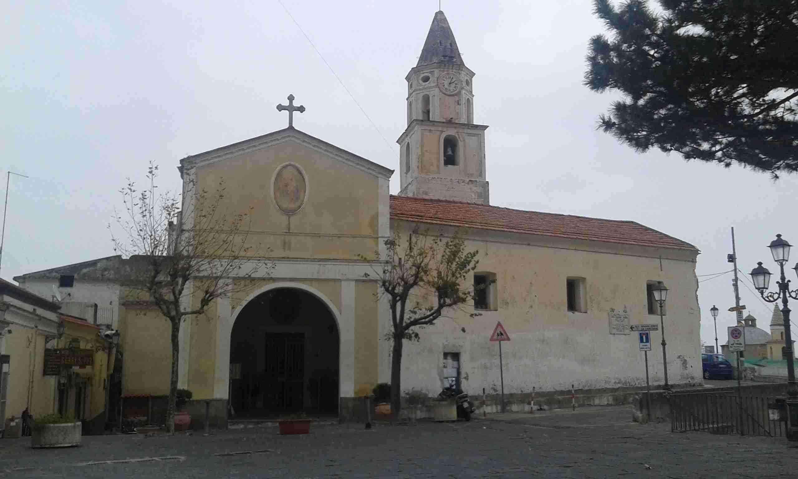 Pogerola Amalfi, la suggestione di un luogo