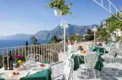 Agosto a Praiano, scegli Villa Bellavista