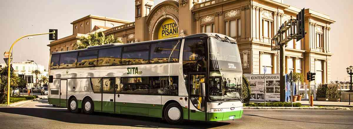 Orari e informazioni autobus Sita Sud