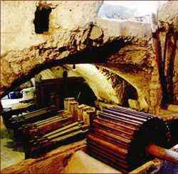 Lavorazione della Carta di Amalfi