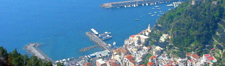 Amalfi Car Panorama