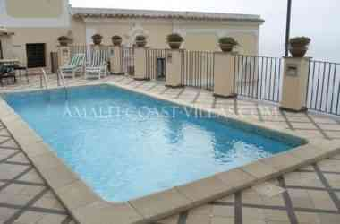 Amalfi Coast Villas villa con piscina
