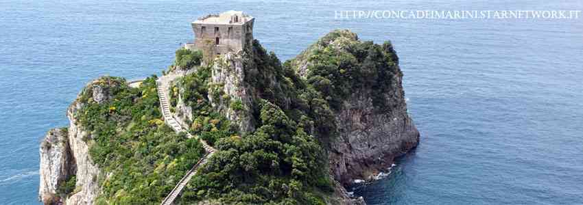 Conca dei marini: torre