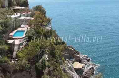Italy rental villa: villa con piscina