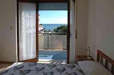 Tizi Apartments balcone