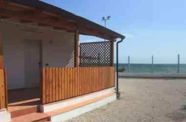 Camping Salerno bungalow