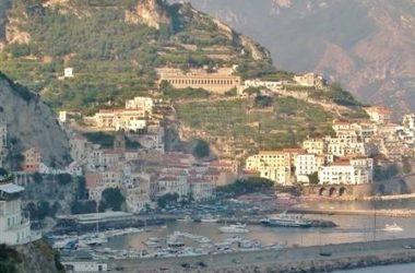 Amalfi Dal Mare
