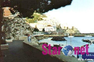 Amalfi Il Porticciolo