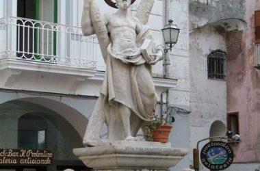 Amalfi Sant Andrea Patrono Di Amalfi