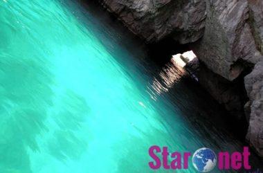 Capri Grotta Verde