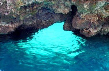 Capri Tunnel Degli Innamorati