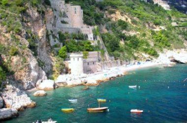 Conca Dei Marini Mare