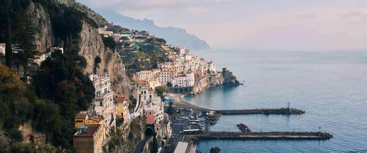 La storia di Amalfi