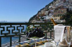 Hotel Buca Di Bacco Positano Panorama