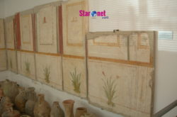 Antiquarium villa romana: reperti romani