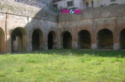 villa romana: vista giardino