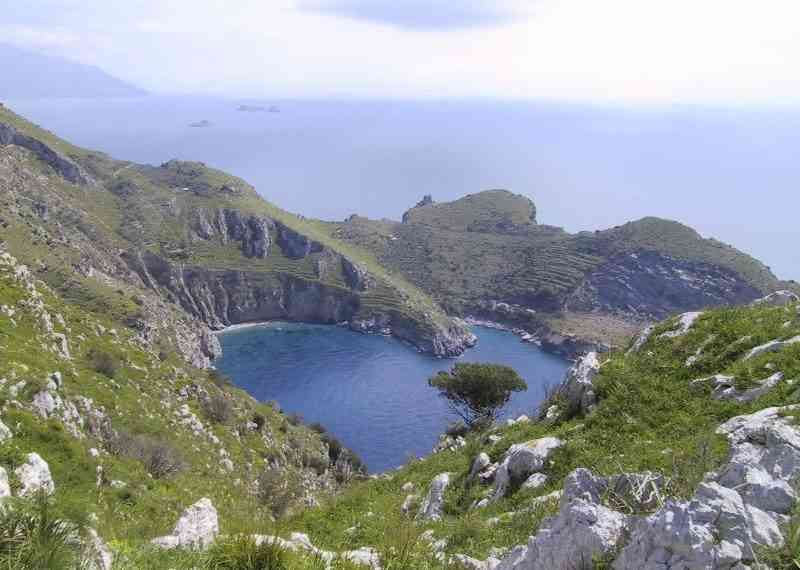 riserva marina punta campanella