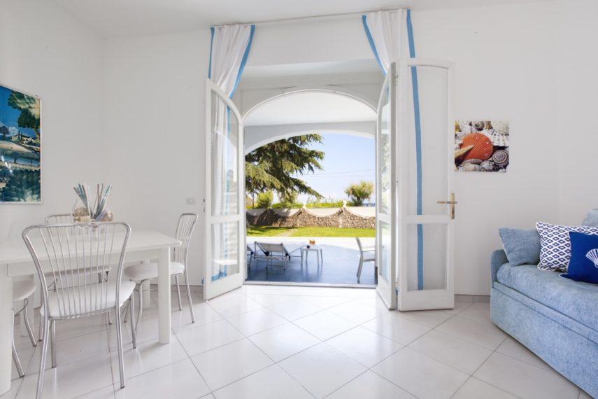 Villa Calu Appartamento Salone