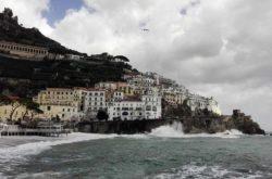 Amalfi In Autunno