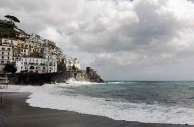 Amalfi La Spiaggia Grande