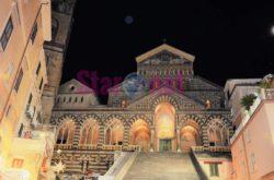 Amalfi Il Duomo Di Notte