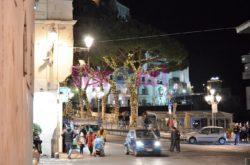 Amalfi Piazza Flavio Gioia Scorcio