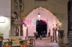 Amalfi Una Delle Porte Di Accesso Al Mare