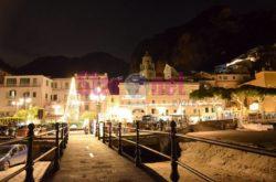 Amalfi Vista Dal Molo Darsena