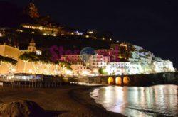 Amalfi Vista Dal Molo La Darsena