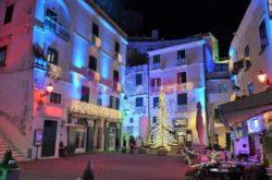Atrani Piazza Umbero I