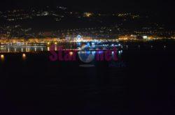 Salerno Panorama Notturno Da Vietri Sul Mare