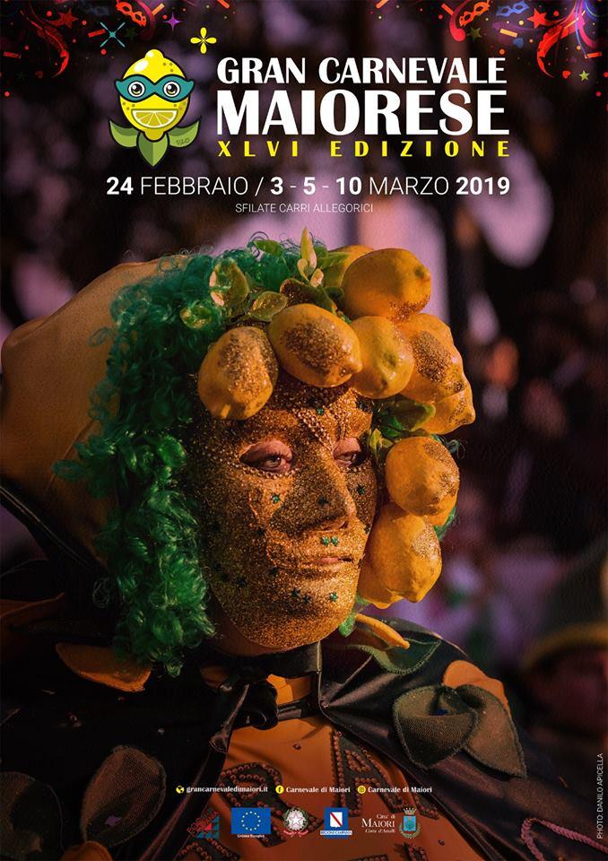 46° edizione del Gran Carnevale di Maiori