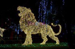 La Villa Comunale, il leone