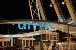 City Eye La ruota panoramica