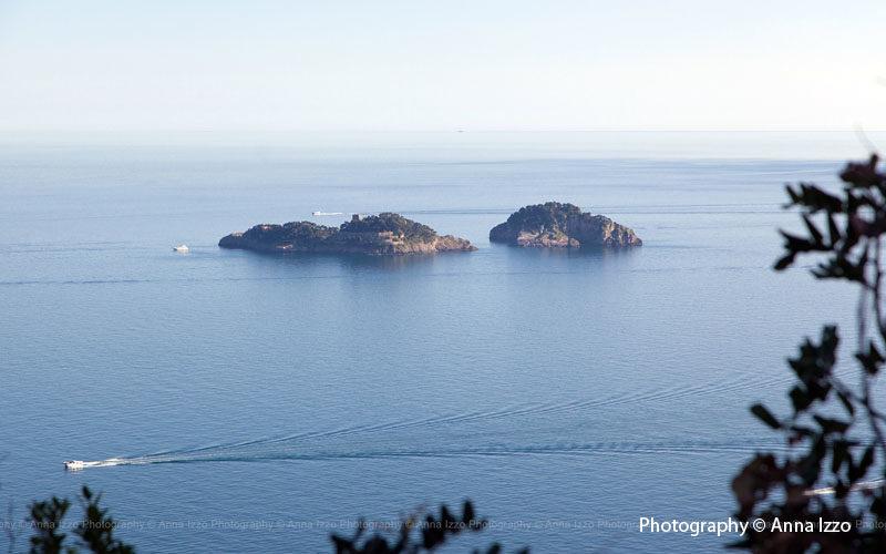 Isola li Galli Positano