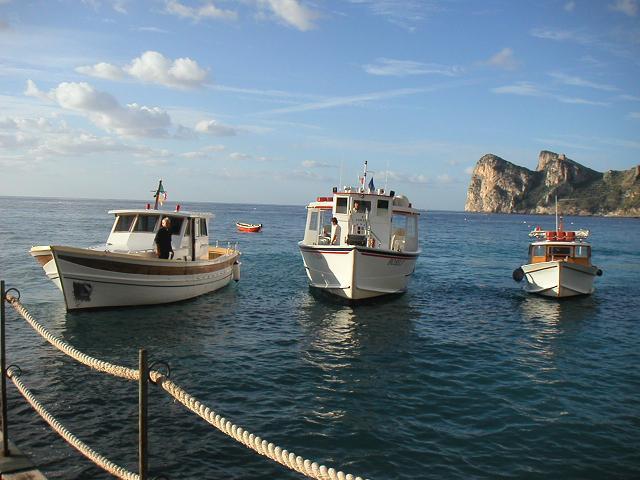 Diving center Nettuno -le nostre barche