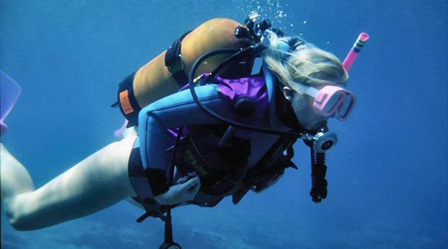 Diving center Nettuno -in  immersione